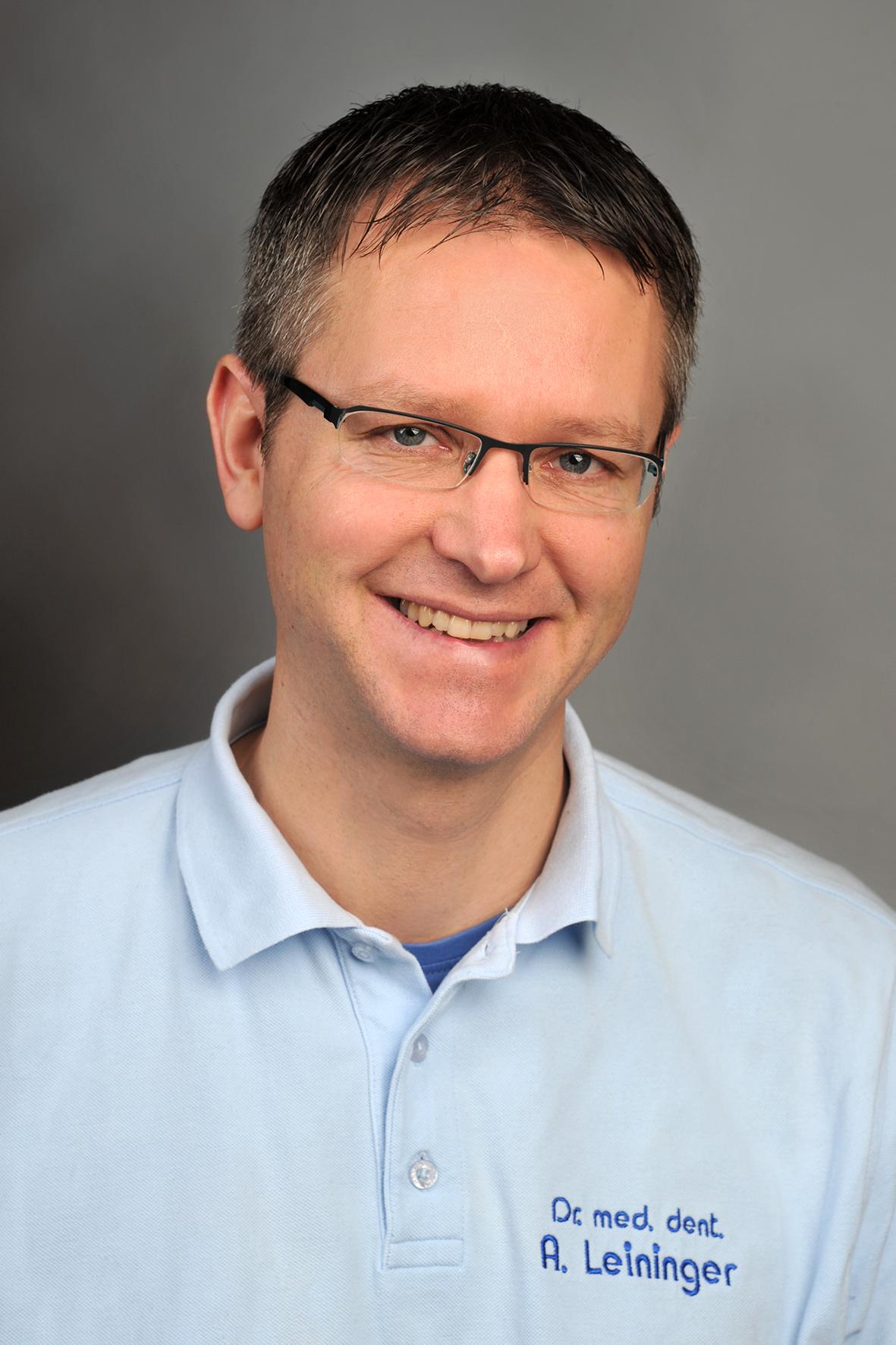 Zahnarzt Dr. med. dent. Andreas Leininger
