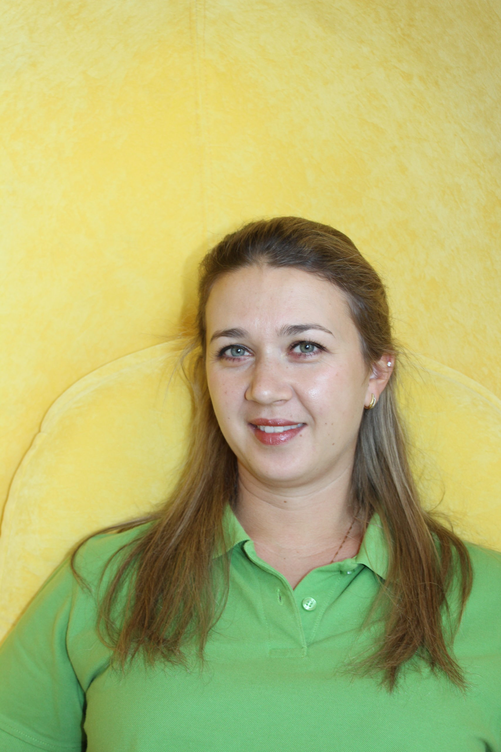 Zahnmedizinische Fachangestellte Lidija Saiz